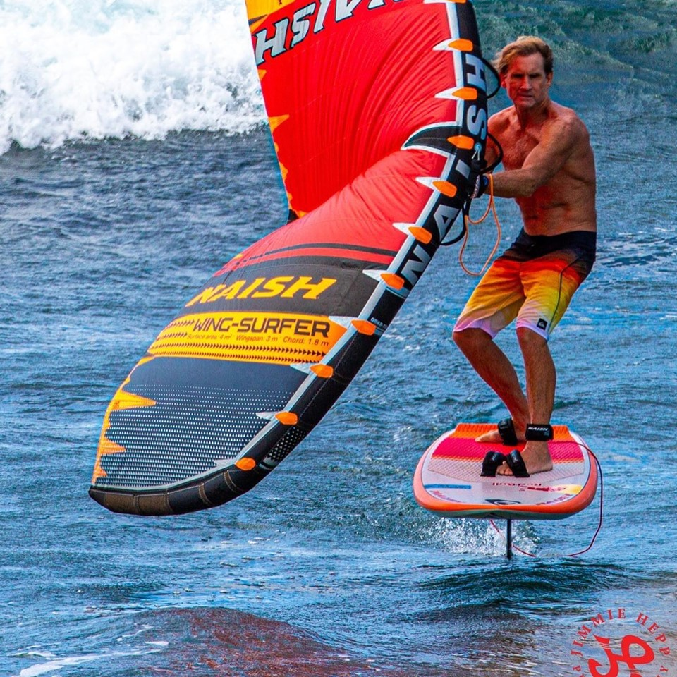 Robby Naish Pic by Jimmie Hepp