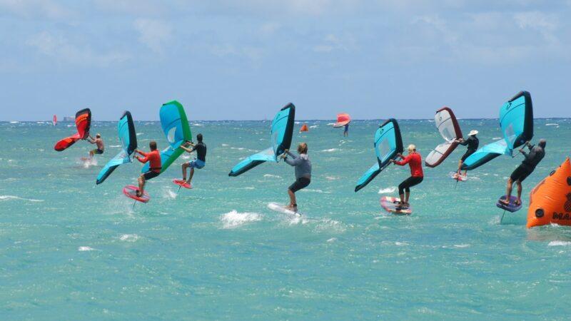 Maui Wing Foil Race recap