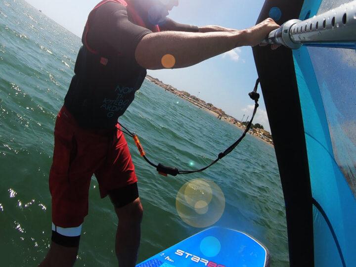 #WingsurfmagBlog. Di nuovo in acqua