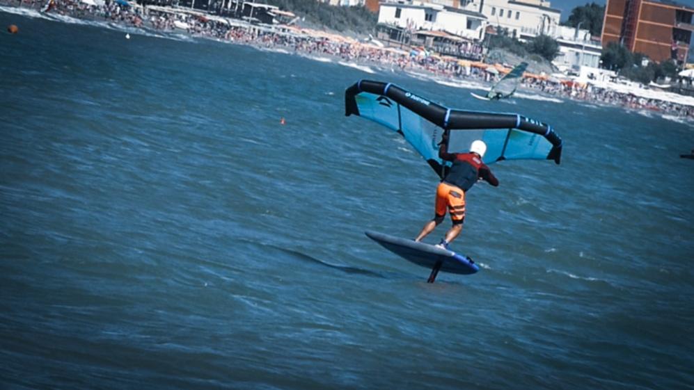 #WingsurfmagBlog. 03/08 session report