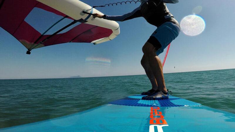 #WingsurfmagBlog. Starboard Hypernut Foil 6'10''