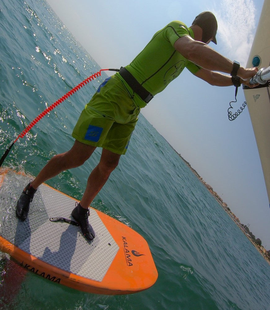 Kalama SUP Full Carbon 5'0''