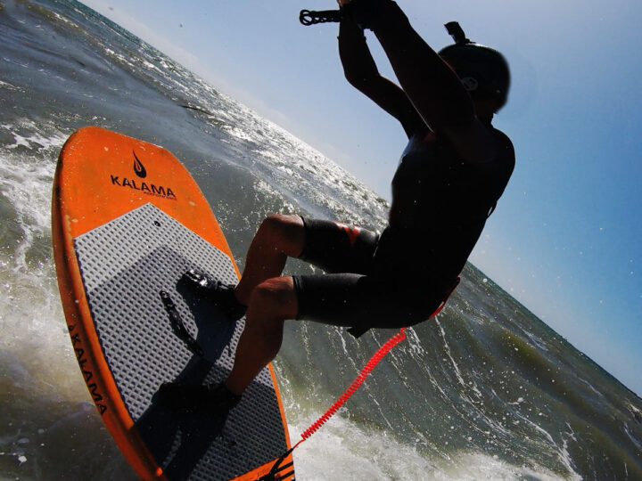 #WingsurfmagBlog. Session report: onde e vento!