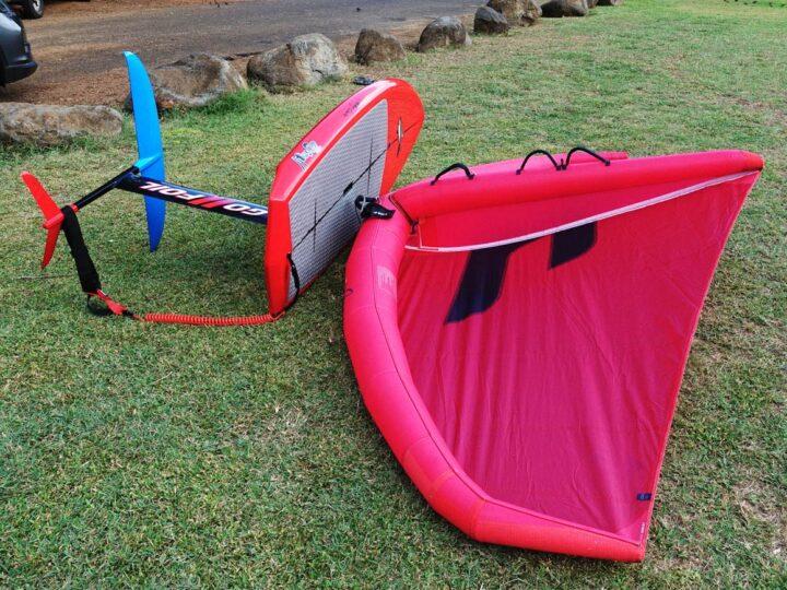 #WingsurfmagBlog. Wingfoiling a Maui