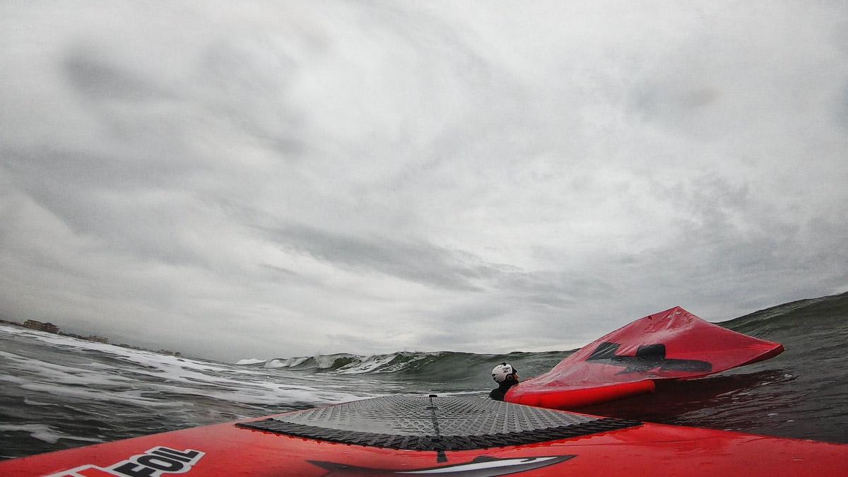 #WingsurfmagBlog. Combattere contro lo shorebreak!