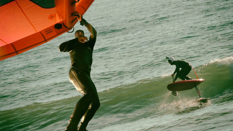 SUP & Wing Foiling