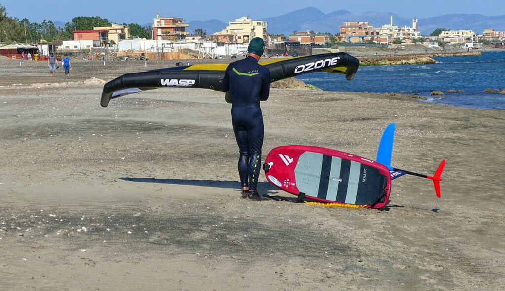 Fanatic Sky Wing 4'8''