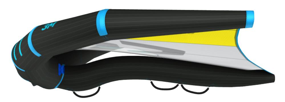 Il bladder centrale del Duotone Unit