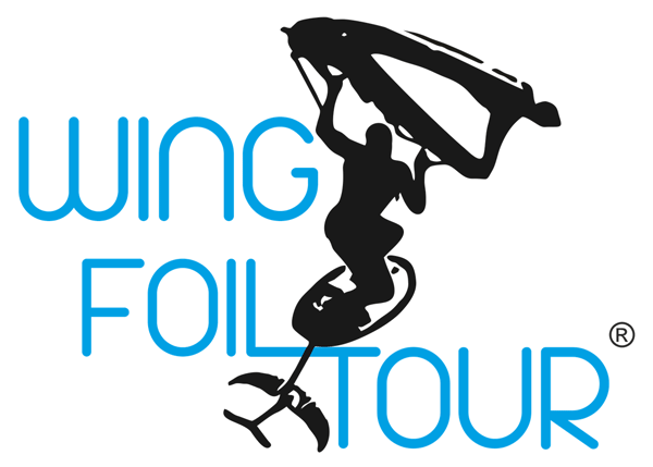 Wing Foil Tour Logo