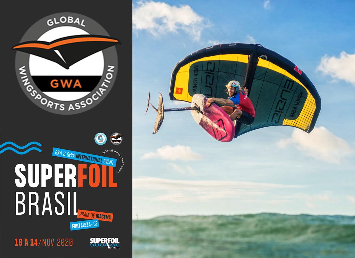 Inizia a Fortaleza il @superfoilbrasil