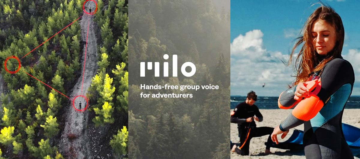 MILO – The action communicator