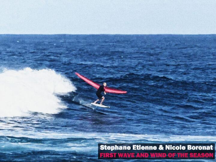 Stephane Etienne & Nicole Boronat. Inizia la stagione invernale alle Canarie