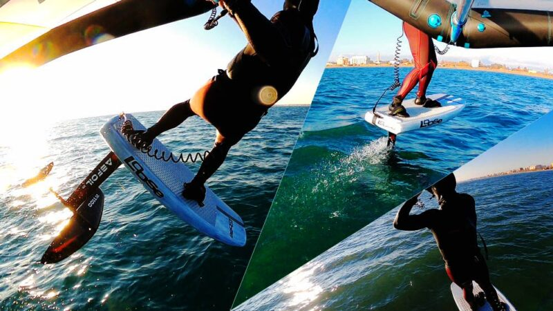 Marco@ #WingsurfmagBlog. Session report