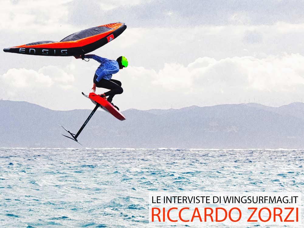 Intervista a Riccardo Zorzi