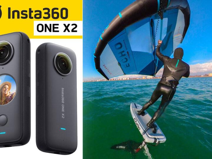 Insta360 ONE X2. Prime impressioni