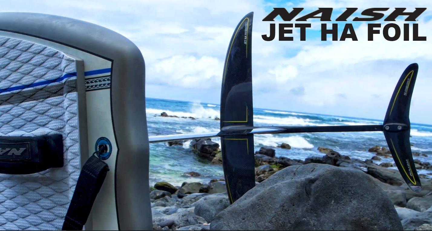 Naish Jet HA Foil