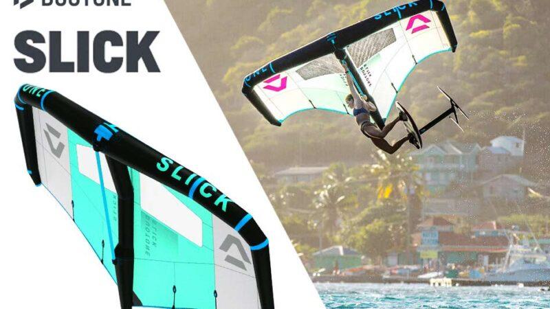 Duotone presenta il nuovo wing Slick
