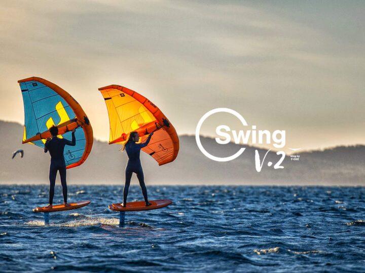 F-One presenta il nuovo Swing V.2