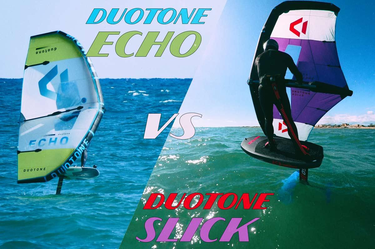 Duotone Echo Vs. Slick