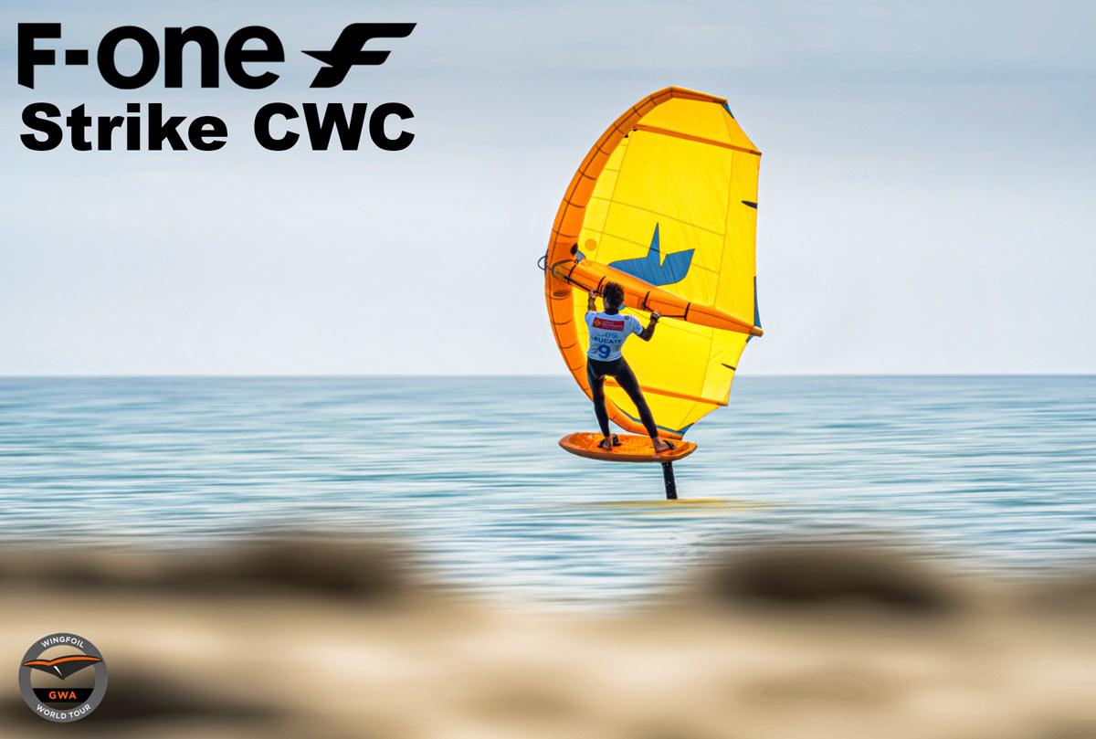 F-ONE presenta lo Strike CWC