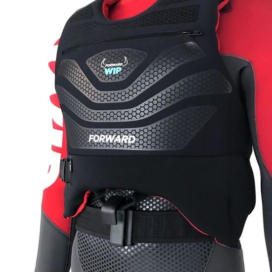 WIP Wing Harness Belt con WIP FLO NEO VEST 50N