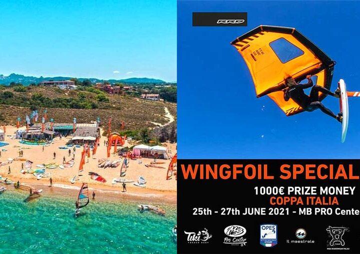 10 giorni all'evento WFT di Porto Pollo