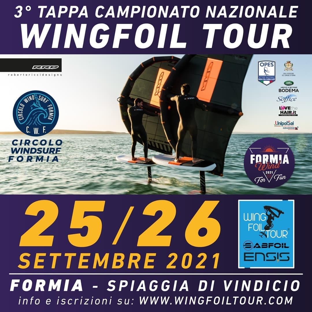 "III Race – WFT Italian national Championship @ ""Wind4Fun"" Formia"