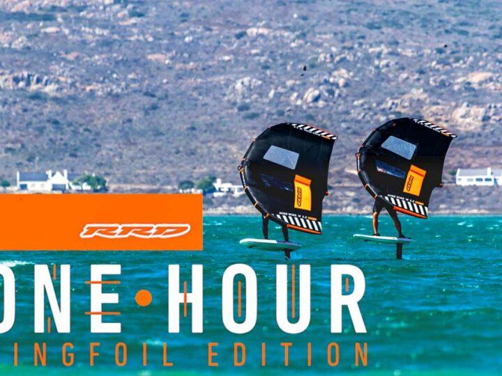RRD One Hour Wingfoil Edition
