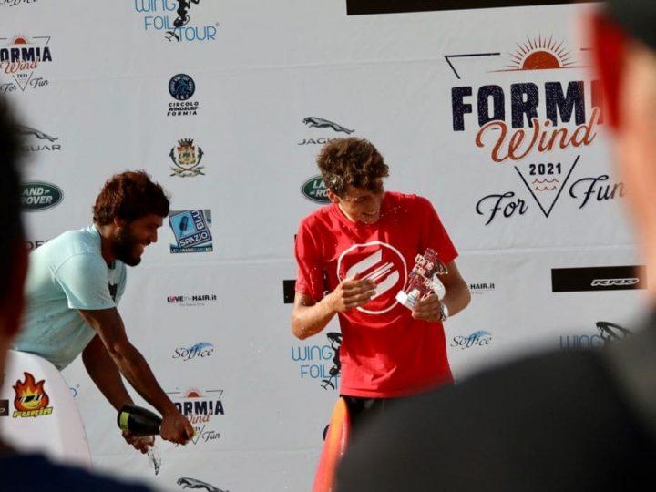 Riccardo Zorzi si aggiudica la tappa di Vindicio del WFT