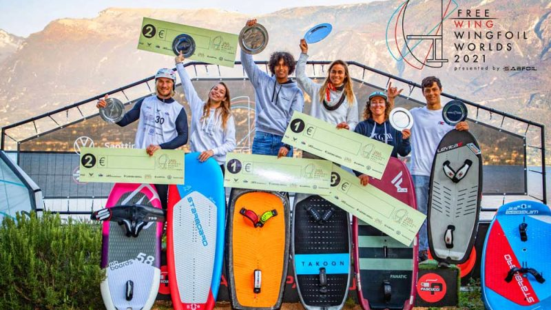 2021 FreeWing WingFoil World Games report